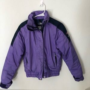 Vintage The North Face Extreme Puffer Jacket